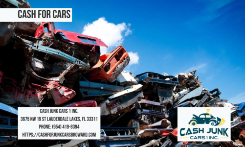 Cash For Cars | Cash junk Cars 1 Inc. | (954) 419-8394