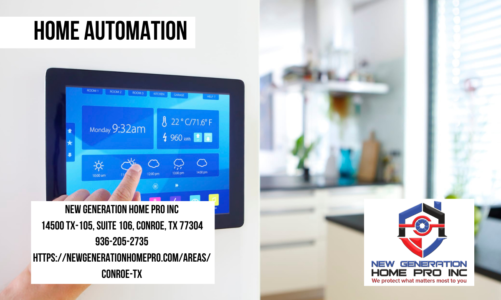 Home Automation | New Generation Home Pro Inc | 936-205-2735