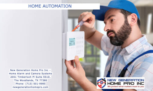 Home Automation | New Generation Home Pro Inc – Home Alarm and Camera Systems | (713)501-9985