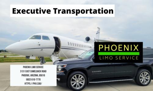 Executive Transportation | Phoenix Limo Service | (602) 610-7770
