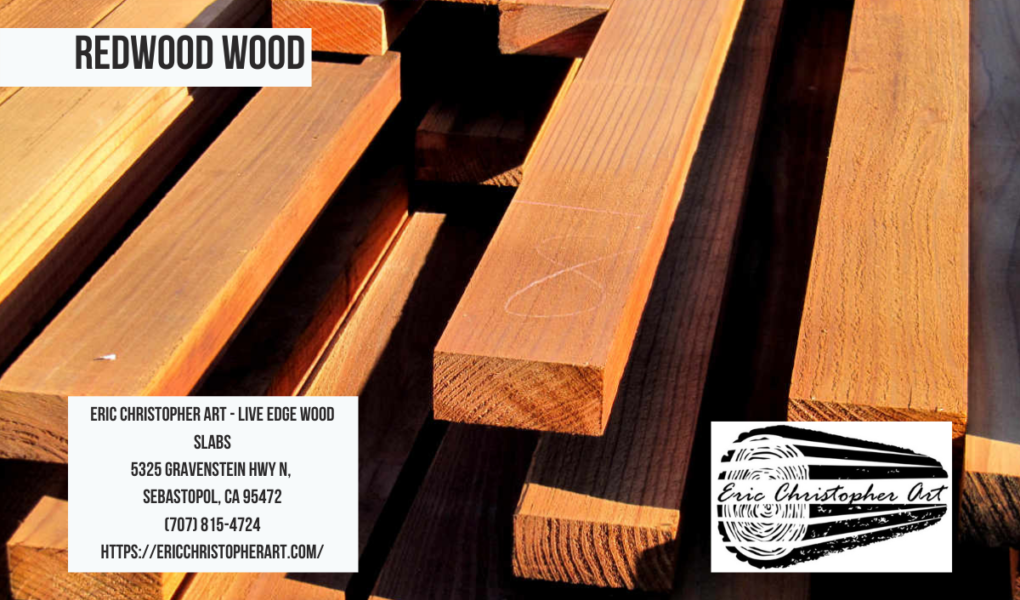 Redwood Wood