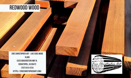 Redwood Wood   Eric Christopher Art – Live Edge Wood Slabs   (707) 815-4724
