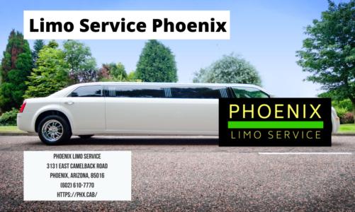 Limo Service Phoenix