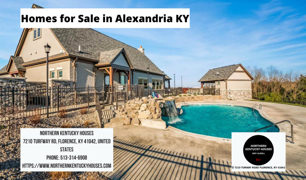 Homes for Sale in Alexandria KY