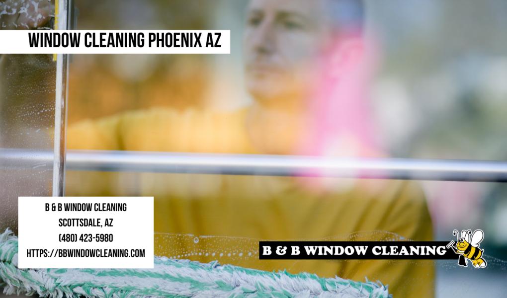 Window cleaning phoenix az