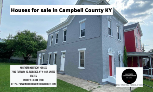 Houses for sale in Campbell County KY | Amy Alwell REALTOR® – Northern Kentucky Houses | 513-314-6908