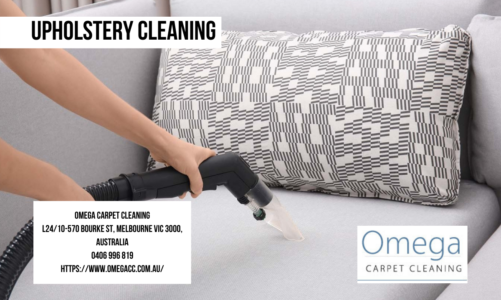 Why Omega Carpet Cleaning Melbourne?