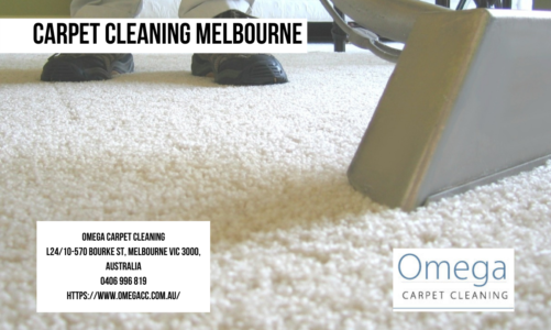 Why Choose Omega as Your Carpet Cleaning Service Provider?